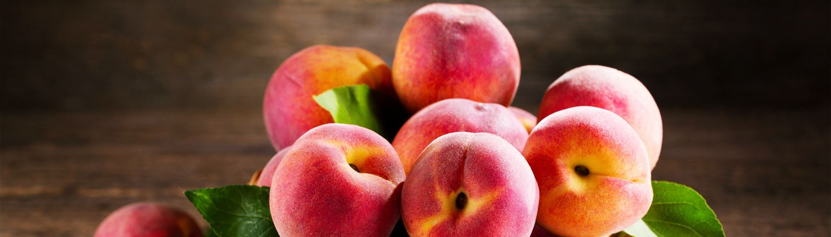 Plump Peaches
