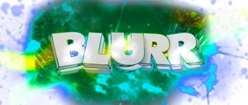 Blur Text Wallpaper