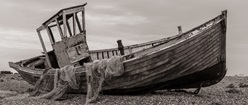 Dungeness Fishing Boat