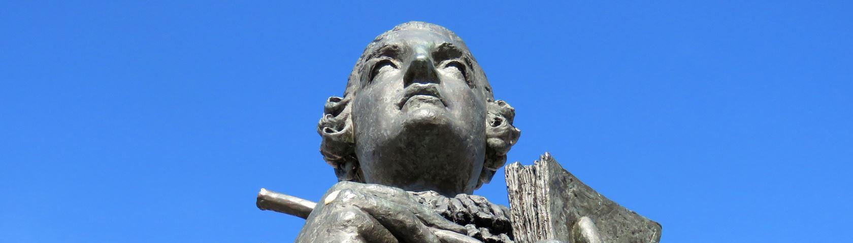 Burano Statue