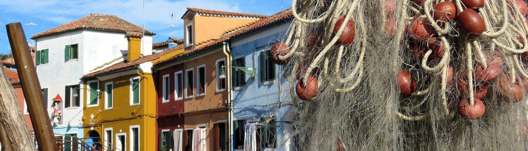 Inside Bureno Town