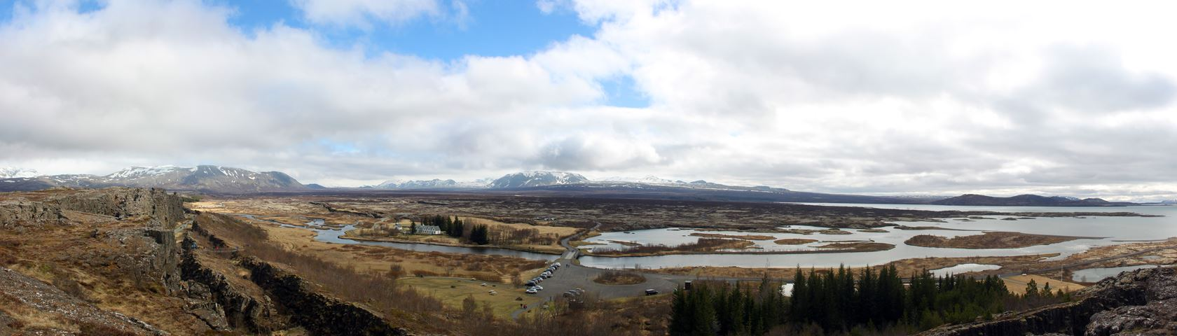 Eyjafjallajokull from a Distance