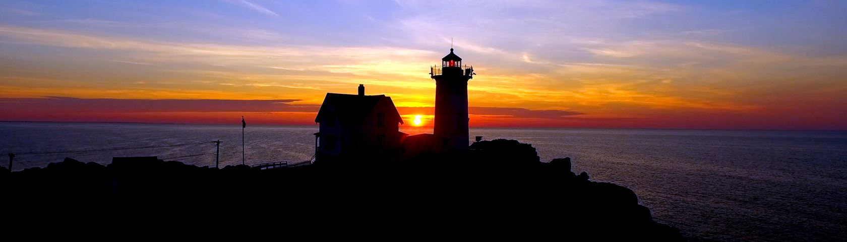 Sunrise at Nubble Lighthouse