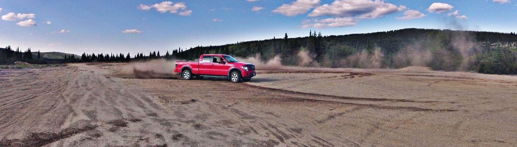 Drifting Truck