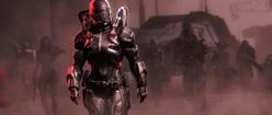 Mass Effect Fem Sheppard