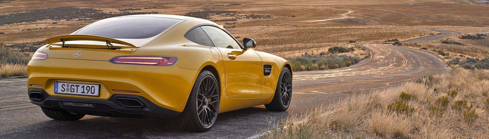Mercedes Benz AMG-GT S