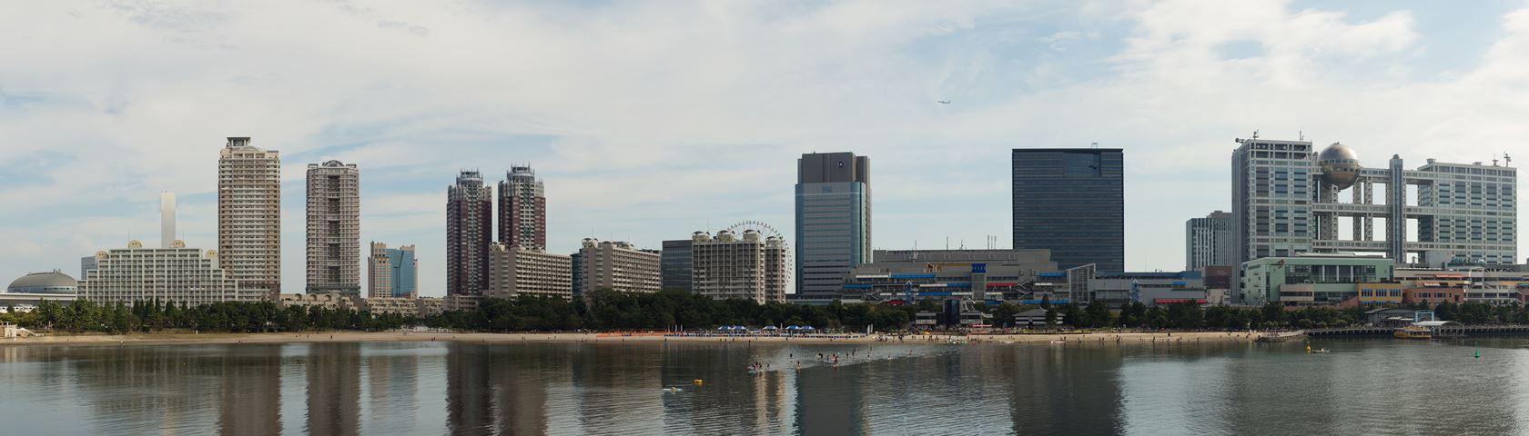 Odaiba City View