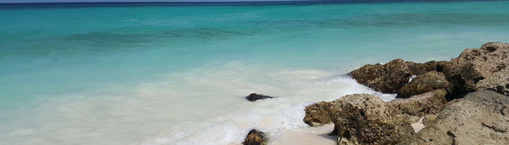 Scenic Beach Photo from Aruba