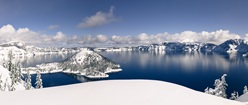 Crater Lake Panorama