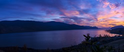 Kamloops Lake Sunrise