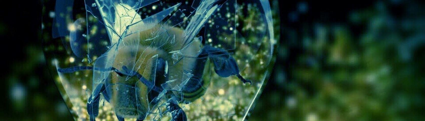 Green Bug Bulb