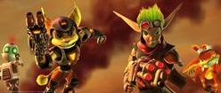 Ratchet & Clank / Jak & Daxter