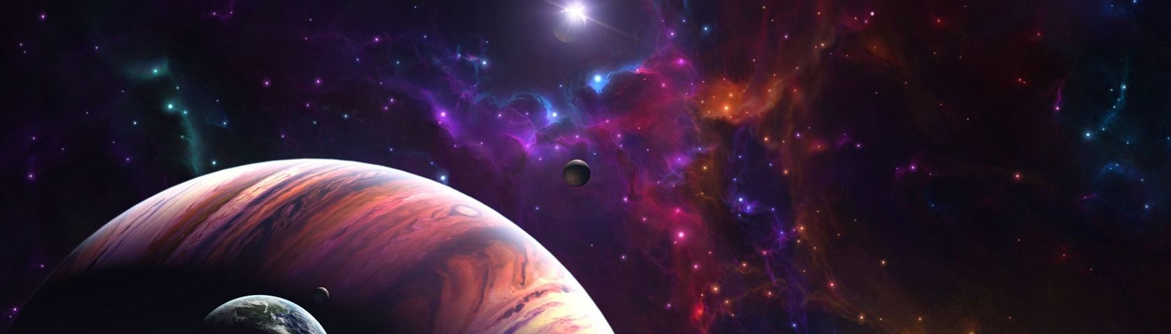 Colourful Space