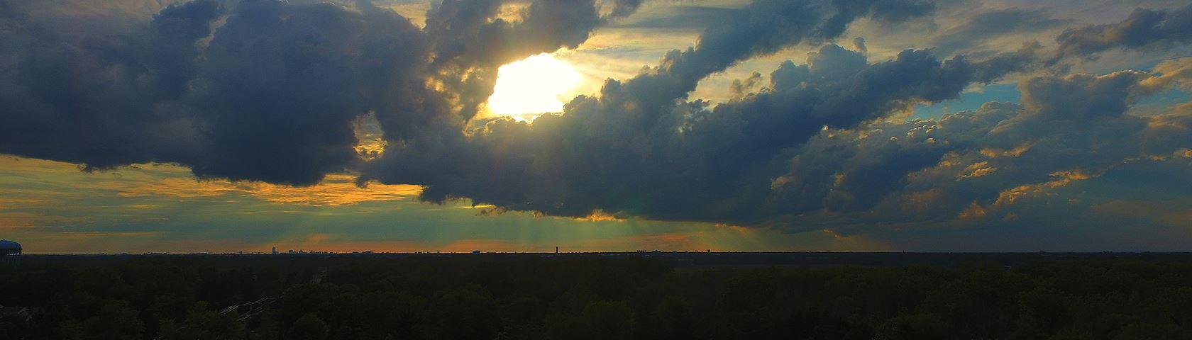 Bowmansvillee Ny Sky