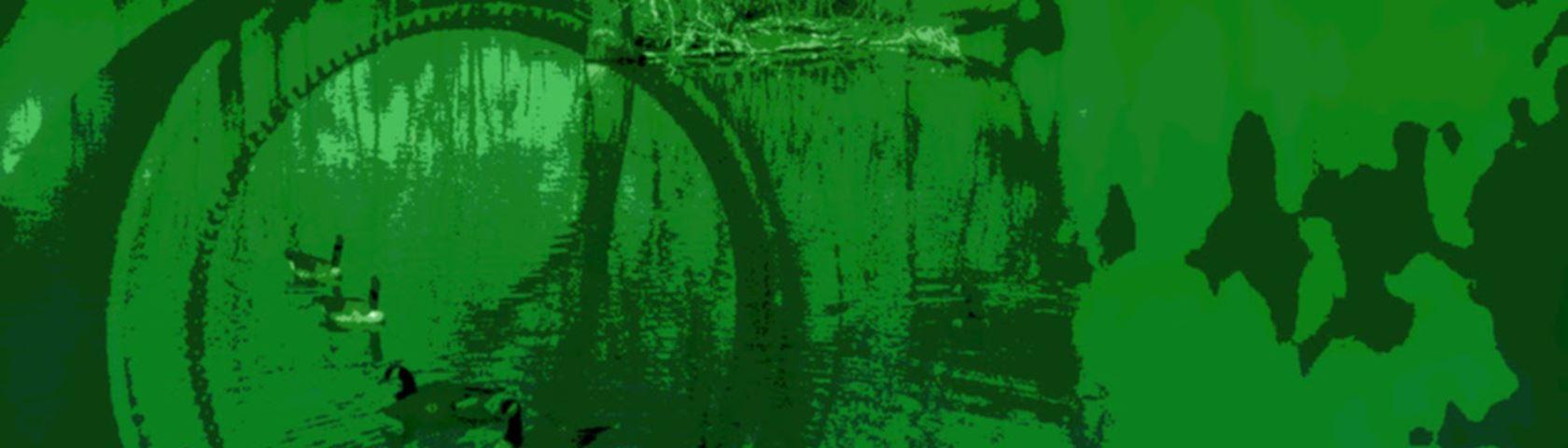 Green Suzie Time Portal
