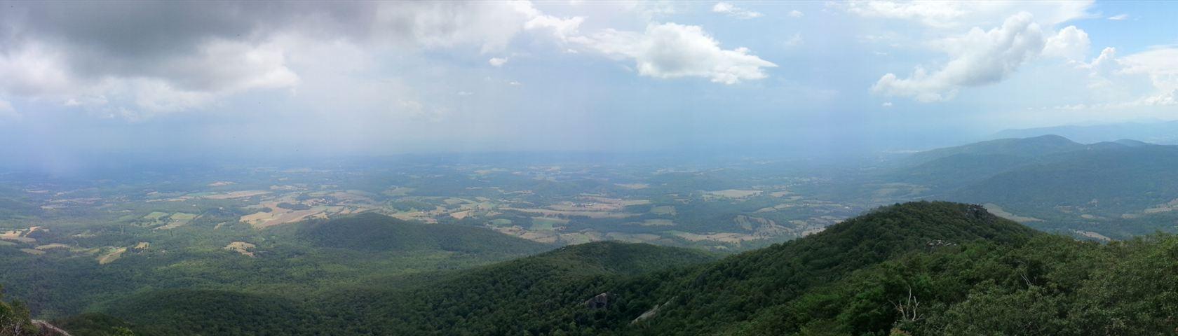 Sharp Top Peak