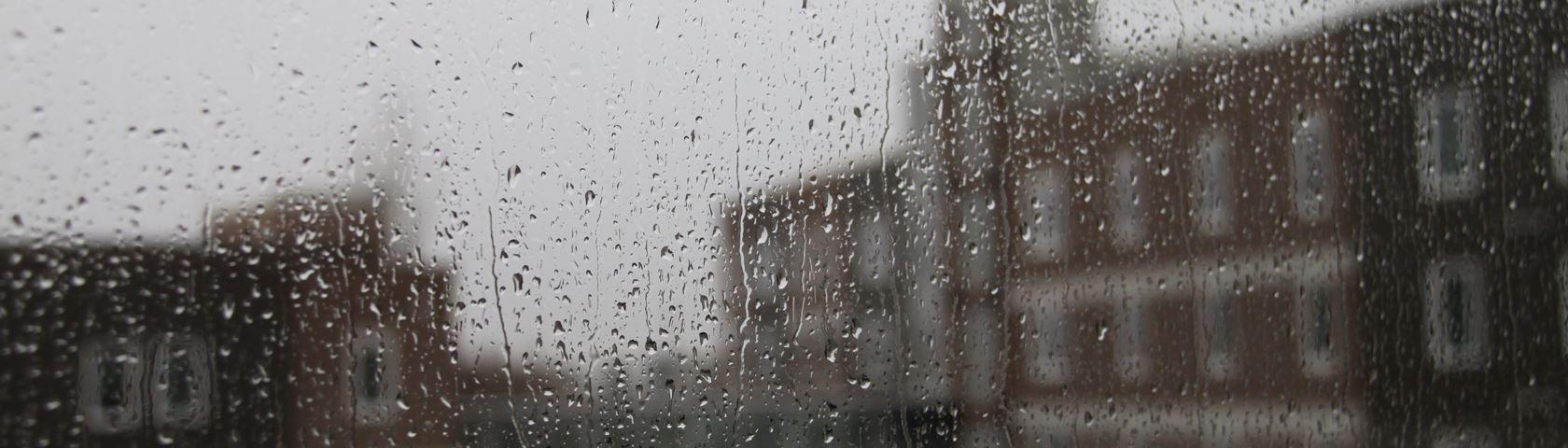 November Rainy Day-Logan Utah