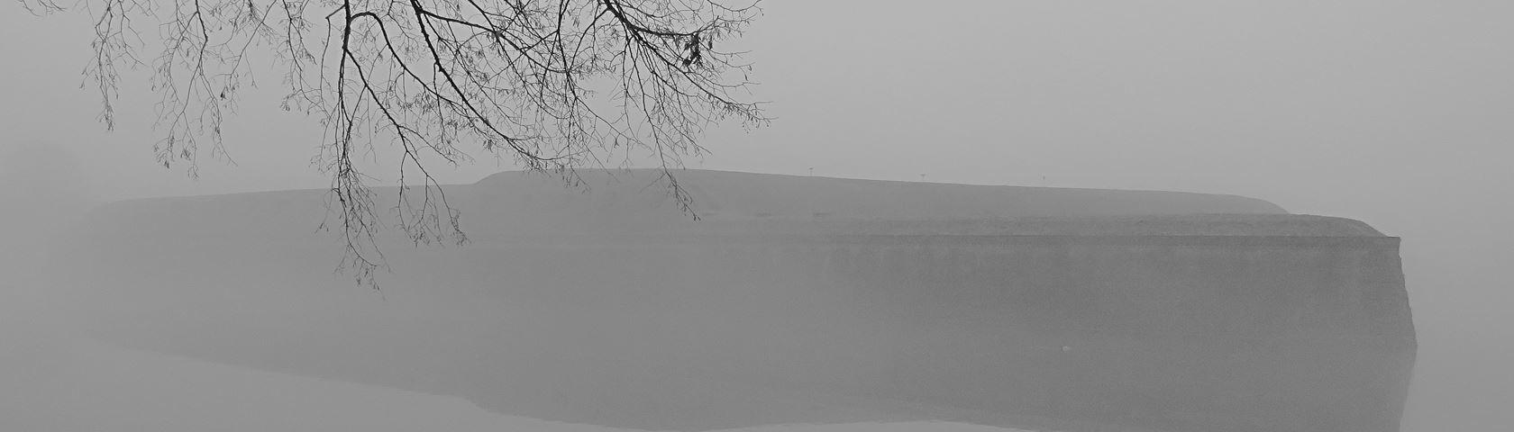 Fog at Naarden-Vesting