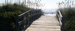 Boardwalk on the Atlantic