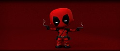 Deadpool Mini: Guns Up