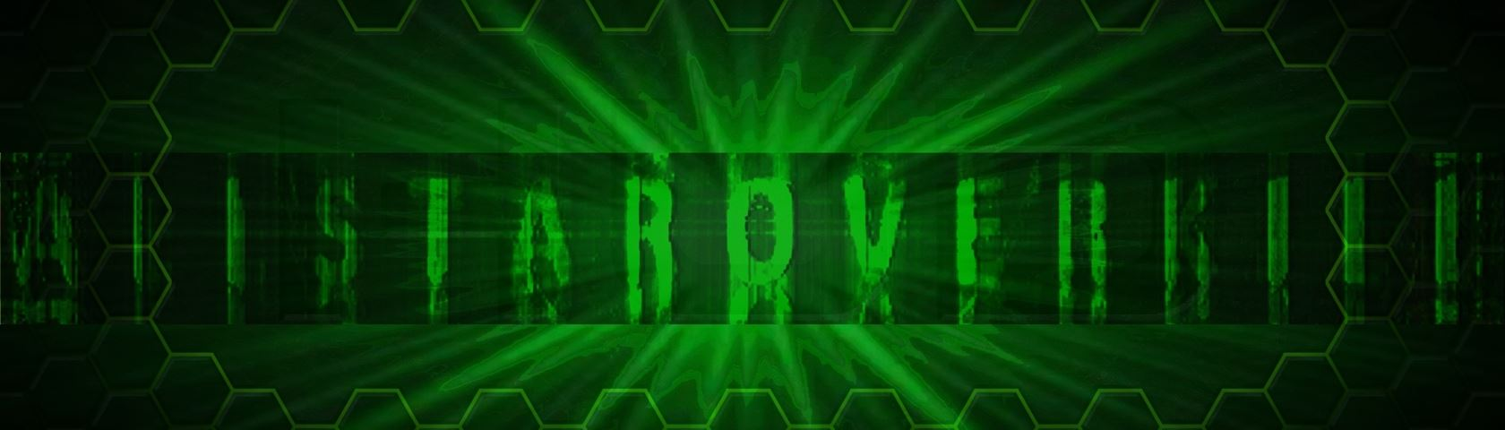 Green Alien HUD Series