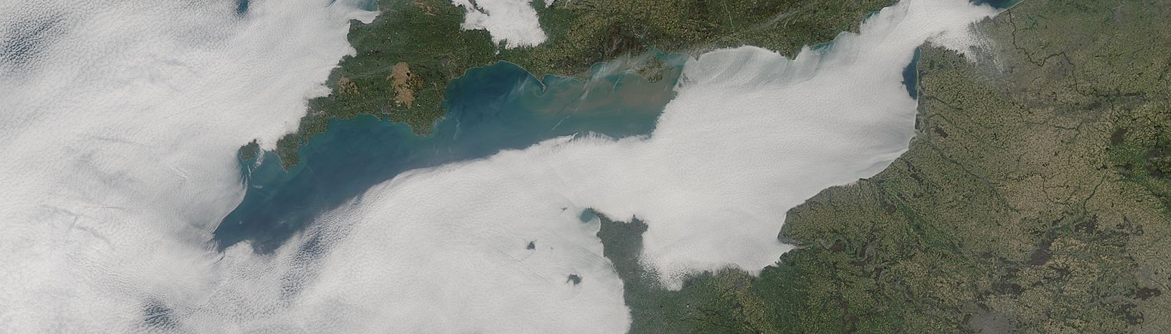English Channel Fog Event