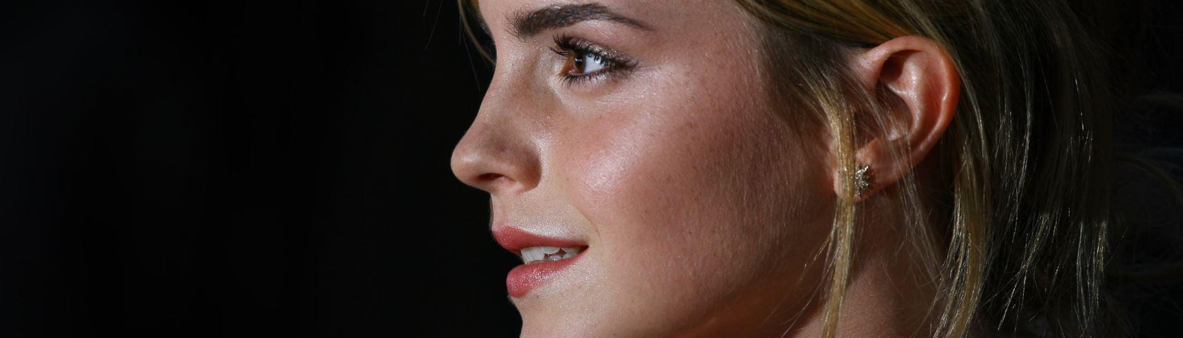 Emma Watson in Profile