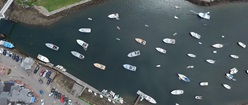 Perkins Cove from Above