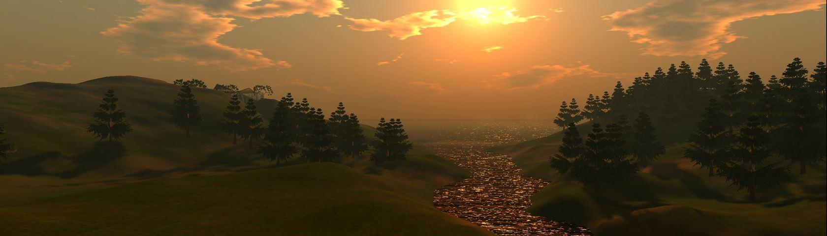 Virtual Sunset