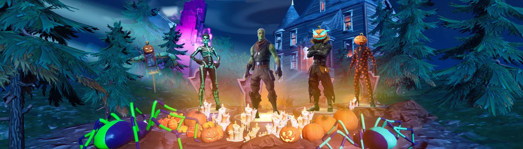 Fortnite Season 6 Halloween