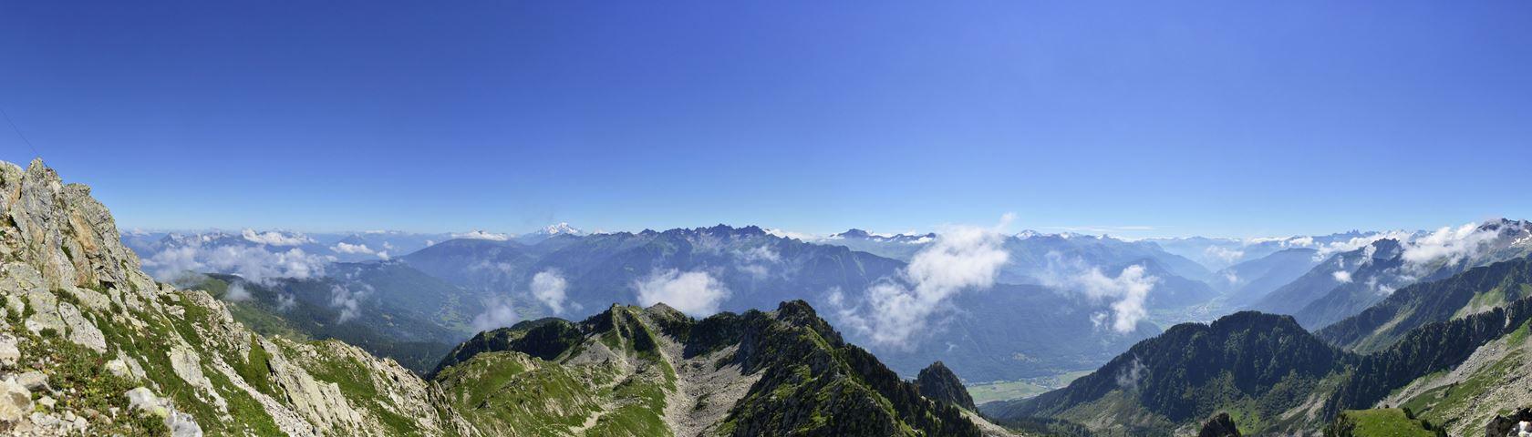 Pointe de Rognier (2341m)