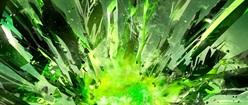 Green Shards