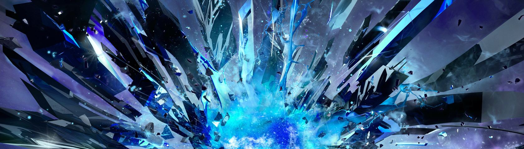 Blue Shards