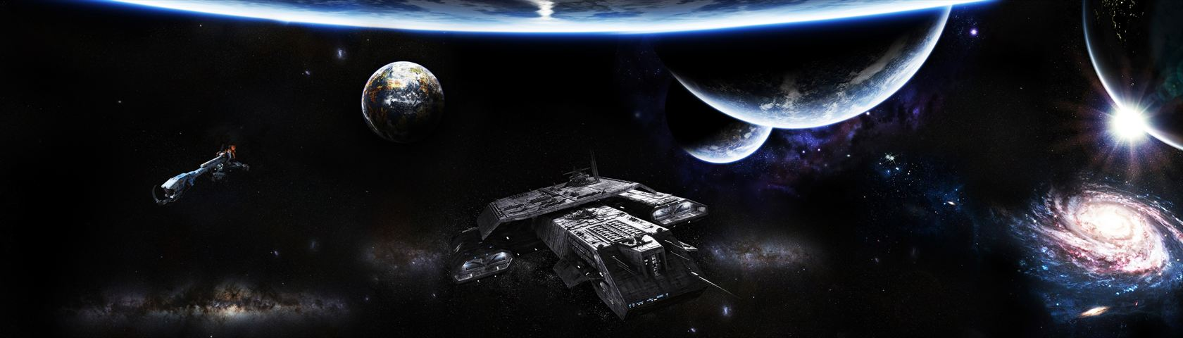 Space and Ships