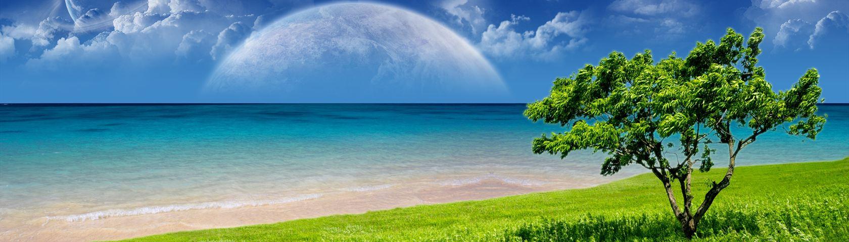 Beach Planets