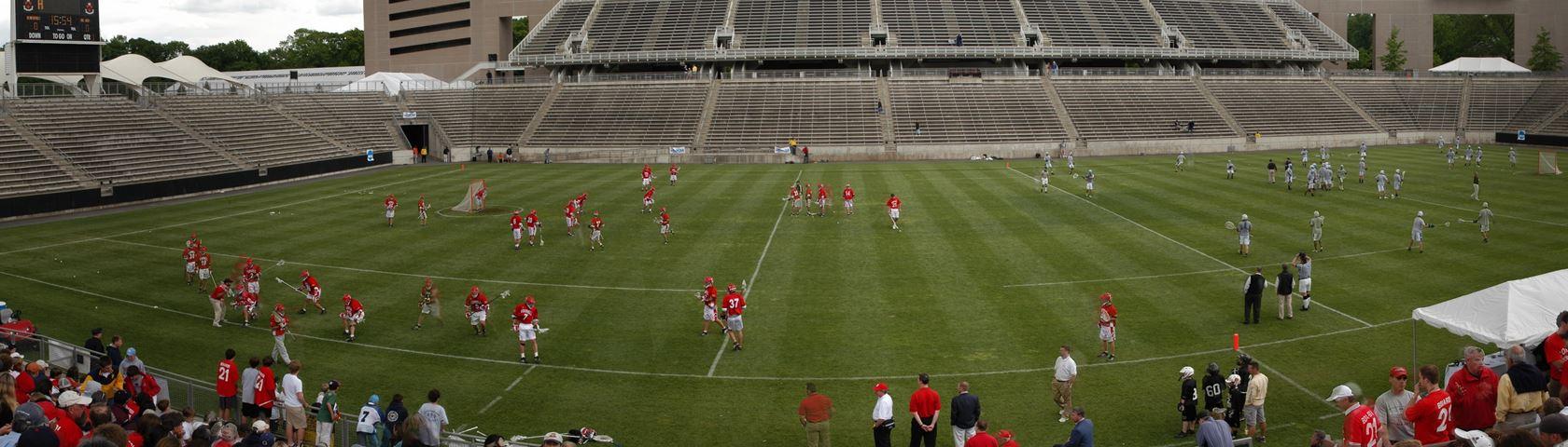 Cornell vs Duke Lacrosse
