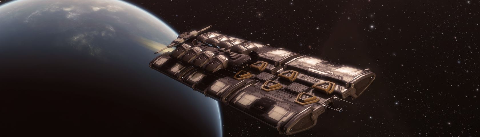 Eve Online - New Orca Skin