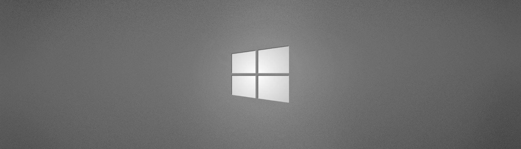 Gray Windows