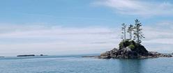 Sailing the Broken Group Islands