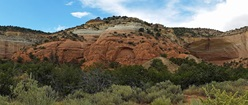 Echo Amphitheater, New Mexico