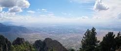 Above Albuquerque