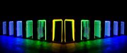 Neon Doors