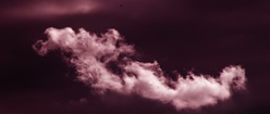 Unusual Cloud on Infrared
