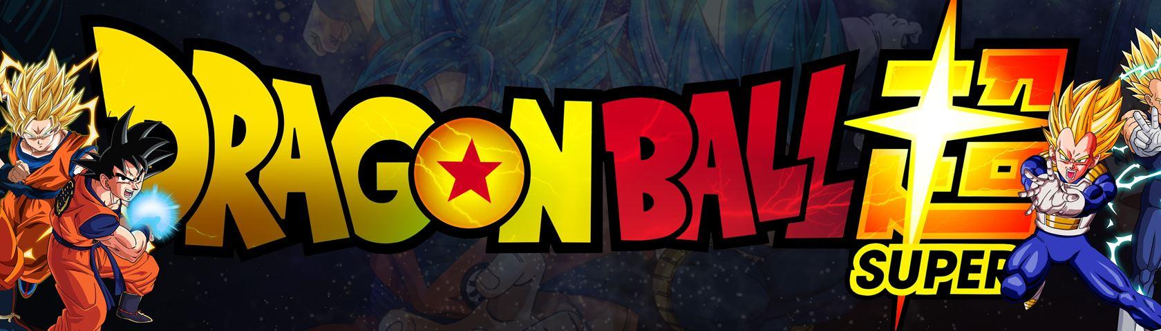 Dragon Ball Super - Goku and Vegeta