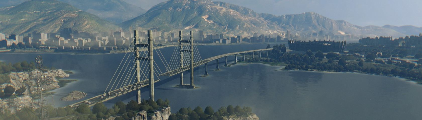 Dying Light The Bridge