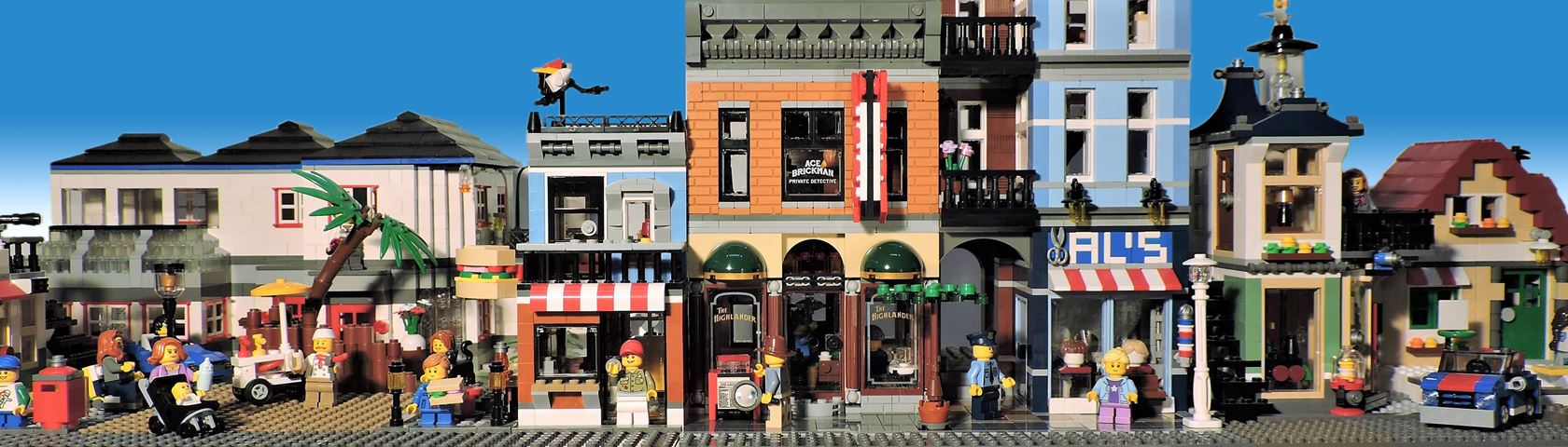 Lego Street