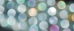 Blurry Glass Beads