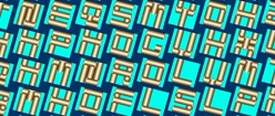 Tubular Letters