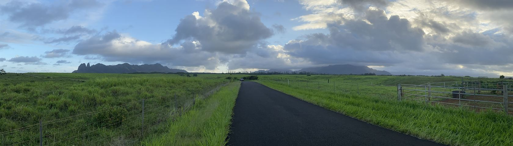 Kauai Near Kapaa