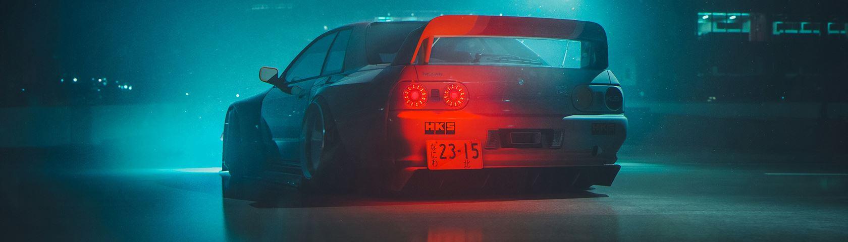 Skyline R34 Turbo